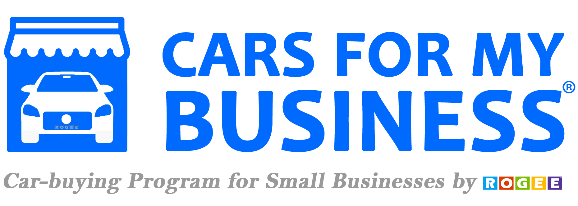 CARS FOR MY BUSINESS | Car-Buying Program for Small Business | Powered by ROGEE